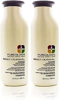 Purologgy Perfect 4 Platinum (Purologgy Perfect 4 Platinum Shampoo -2pack …)