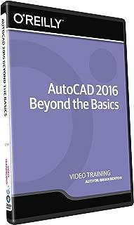 AutoCAD 2016 Beyond the Basics - Training DVD