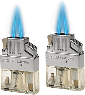 Z-Plus 2.0 Extreme Torch Flame Lighter TWO PACK