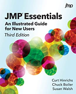 JMP Essentials: An Illustrated Guide for New Users, Third Edition