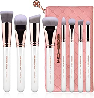 Makeup Brushes Eigshow 8Pcs Aristocratic Makeup Brush Set Cosmetic Brushes for Foundation Blending Blush Concealer Nasal Shadow