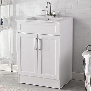Amazon Com Bathroom Sink Cabinets