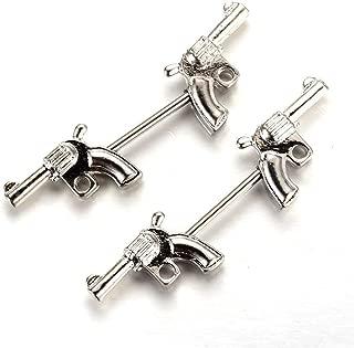Best gun nipple piercing Reviews
