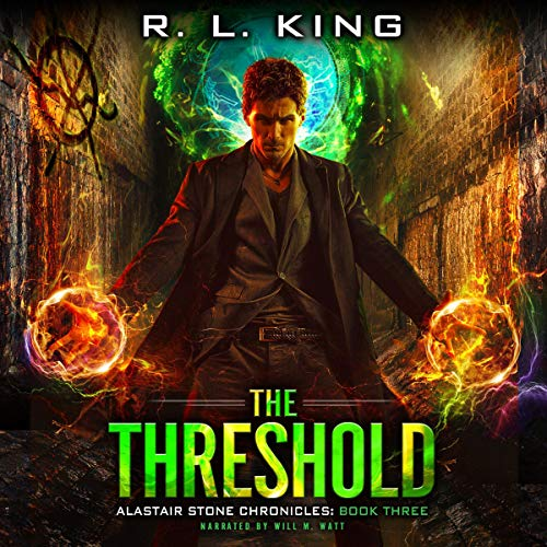 The Threshold cover art