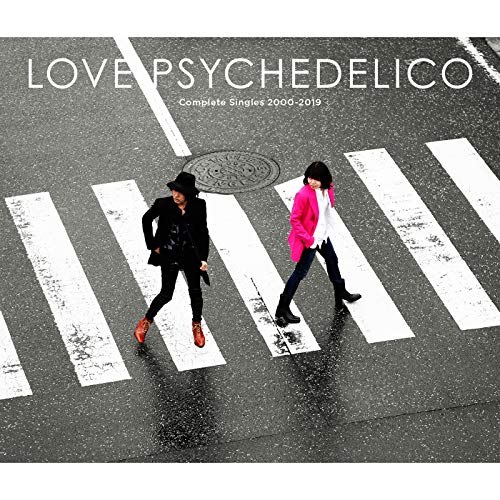 [album]Complete Singles 2000-2019 - LOVE PSYCHEDELICO[FLAC + MP3]
