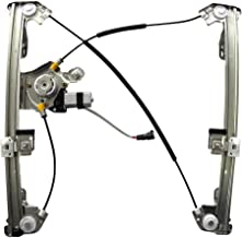 Front Left Driver Power Window Regulator with Motor Assembly Replacement fit for 2004 2005 2006 2007 2008 ford F-150 XL XLT Lariat FX4