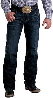Cinch Men's Carter 2.4 Relaxed Bootcut Performance Jeans