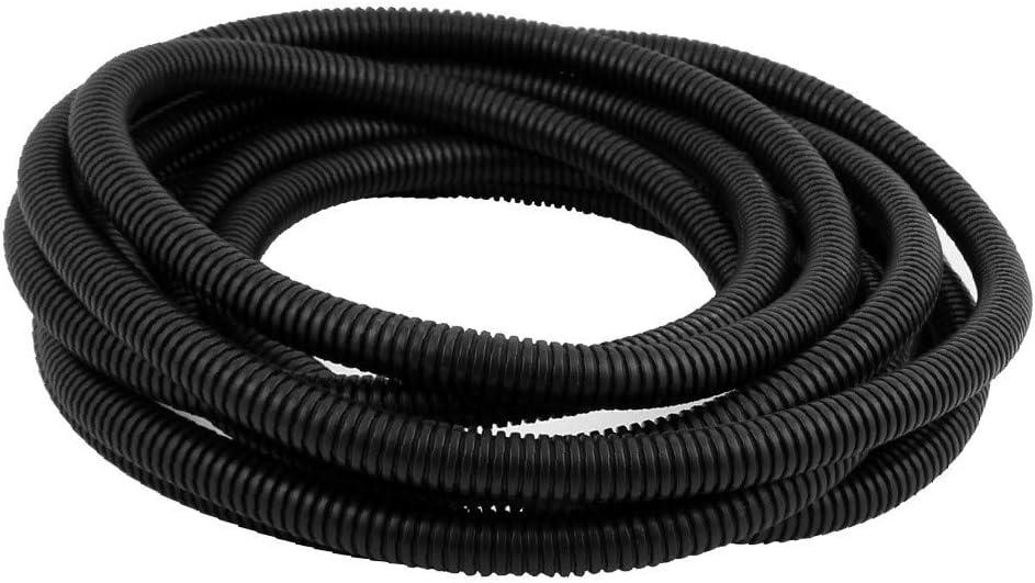 X-DREE Black Plastic 18mm x Corrugated Conduit Max Max 61% OFF 76% OFF 15mm Pip Flexible