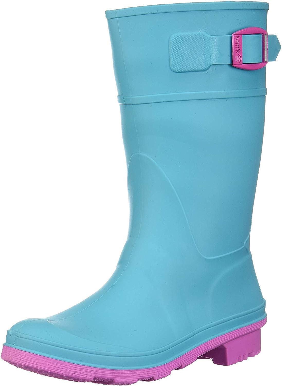 | Kamik Kids' Raindrops Rain Boot | Rain Boots
