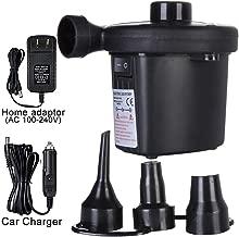 intex quick fill dc electric air pump