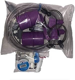 HASA Pool Hasa Liquidator, Spare Parts Kits With 3/8 Upgrade