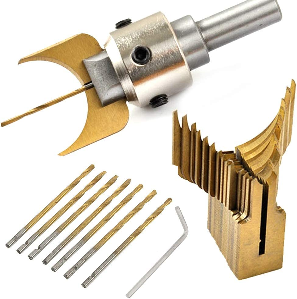 AI LA NUO Beads Drill Carbide Credence Ball Bits service Woodworking Millin Blade