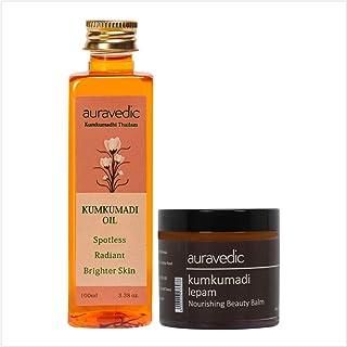 AURAVEDIC Kumkumadi Skin Brightening Nourishment, 100 Ml