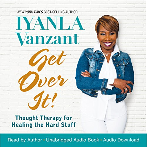 Get Over It! audiobook cover art