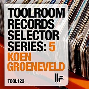 Toolroom Selector Series: 5 Koen Groeneveld