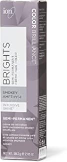 Ion Smokey Amethyst Semi Permanent Hair Color Smokey Amethyst