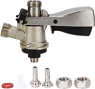 Bierkoppeling, G5 / 8 S Type Brouwen Tapbier Keg Taps Coupler Dispenser Brewing Keg Coupler Tapbier Koppeling voor Thuis B...