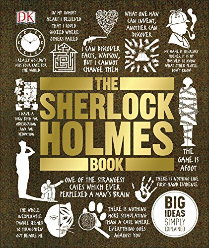 The Sherlock Holmes Book: Big Ideas Simply Explained (English Edition)