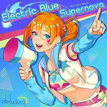 Electric Blue Supernova