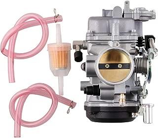 yeyeo Motocicleta Carb Carburador para Lines Fuel Filter Set for Harley Modified Motorcycle Carburetor