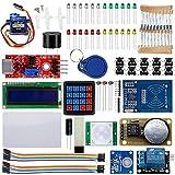 KOOKYE RFID Sistemas de llave maestra Para Arduino UNO R3 ( 15 Proyectos de Arduino)