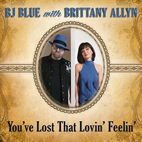 BJ Blue & Brittany Allyn
