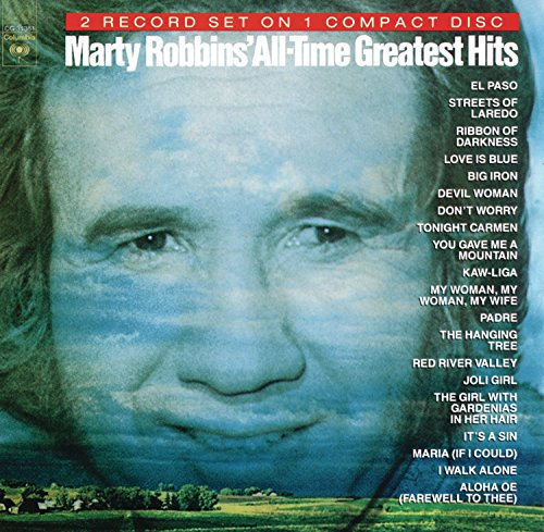 Marty Robbins - All-Time Greatest Hits