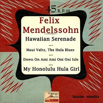 "Vintage World Nº 46 - EPs Collectors ""Hawaiian Holiday Serenade"" (Steel Guitar)"
