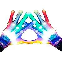TopToy Flashing LED Gloves Cool Fun Toys