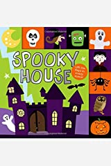 Lift-the-Flap Tab: Spooky House Board book
