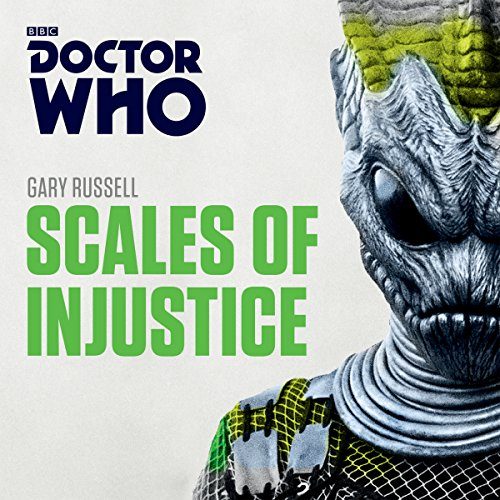 『Doctor Who: Scales of Injustice』のカバーアート