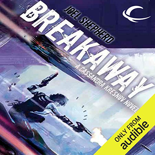 Breakaway     Cassandra Kresnov, Book 2              By:                                                                                                                                 Joel Shepherd                               Narrated by:                                                                                                                                 Dina Pearlman                      Length: 15 hrs and 38 mins     43 ratings     Overall 4.4