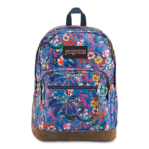 JanSport Right Pack Expressions Backpack - School, Travel, Work, or Laptop Bookbag, Yucatan Floral