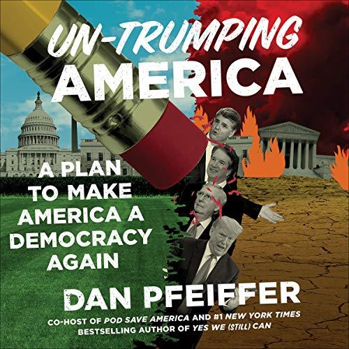 Page de couverture de Un-Trumping America
