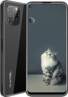 OUKITEL C21 Pro SIMフリースマホ本体 最新のAndroid11.0システム 6.39インチ HD+ の大画面 (SONY)21MP+2MP+0.3MP 3眼カメラ 8MP AI前側カメラ 4GB RAM+64GB ROM(25...