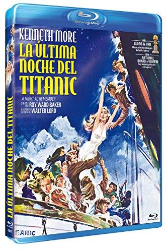La Última Noche del Titanic BD 1958 A Night to Remember