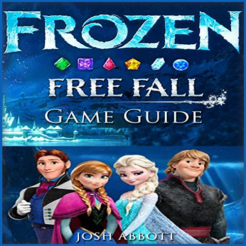 Frozen Free Fall Game Guide audiobook cover art