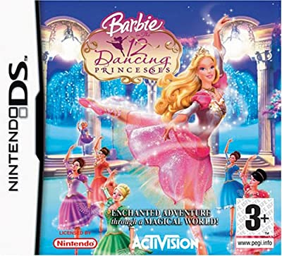 Barbie in the 12 Dancing Princesses (Nintendo DS)