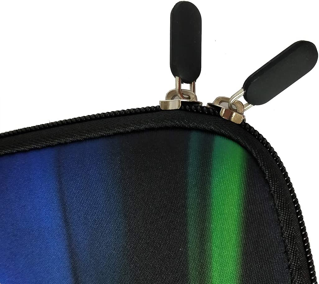 11.6-Inch to 12.5-Inch Neoprene Laptop Sleeve Case with Hidden Handle for 11 11.6 12 12.2 12.5