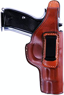 KoHolster Concealed Carry IWB Holster for Walther P99/Glock 17-19-26-43/Colt 1911 5