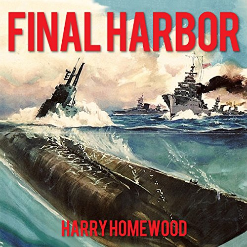 Final Harbor audiobook cover art
