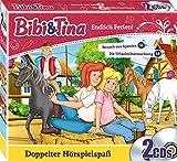 Bibi und Tina CD-Box: Endlich Ferien!: Besuch aus Spanien (51) + Die Urlaubsüberraschung (68)