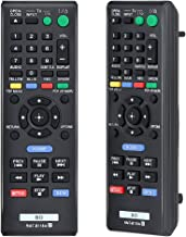 Gvirtue Replacement Remote Control RMT-B118A Compatible for Sony DVD/Blu-ray Player Remote Control BDP-BX59 BDP-S390 BDP-S590 BDP-BX110 BDP-S1100 BDP-S3100 BDP-BX310 BDP-BX510 BDP-S580
