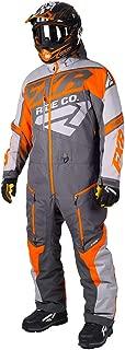 FXR CX Lite Monosuit - Orange/Grey/Charcoal - LRG