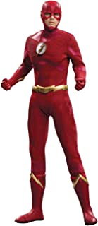 Dctv The Flash (2.0 Version) 1: 8 Scale Deluxe Action Figure