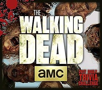 Walking Dead Trivia Challenge AMC 2017 Boxed/Daily Calendar
