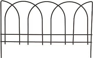 galvanised metal garden arches