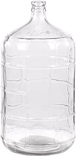 Intelligent Design Retro 5 gal Glass Water Jug