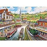 Taberna del Viejo Molino Puzle de Piezas Colores de 1000 Piezas,68x48.5cm / 27x19in Puzzle Rompecabezas para Rompecabezas de Adultos