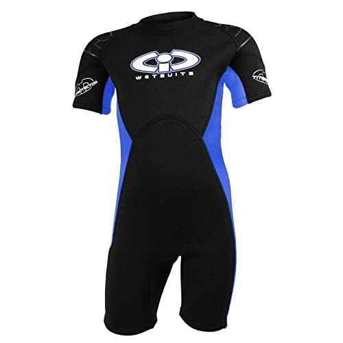 c3523ffafca7 Childs 3mm CIC Titanium Shortie wetsuit